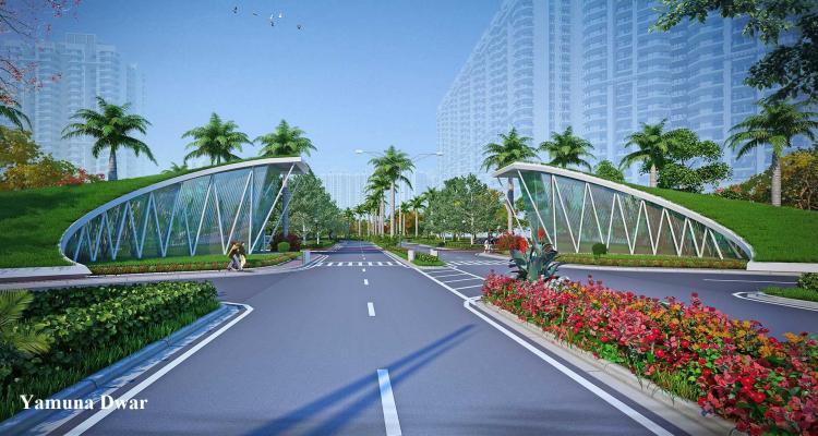 2/3/4 bhk flats in yamuna Expressway