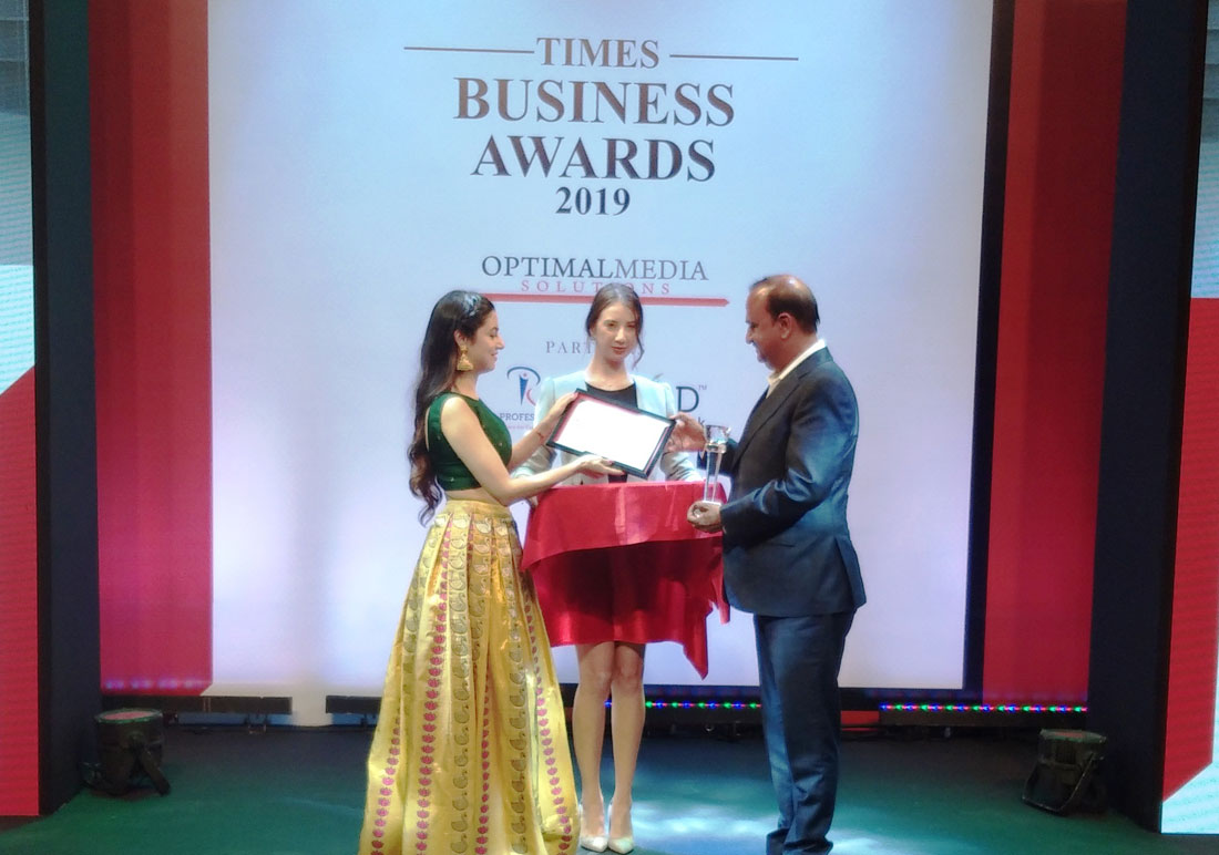 Times Business Awards 2019