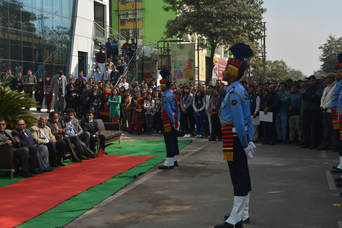 22nd Foundation Day- 19th January 2017