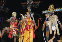 Dussehra Celebrations at Gaur City