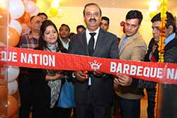 Barbeque Nation Launch