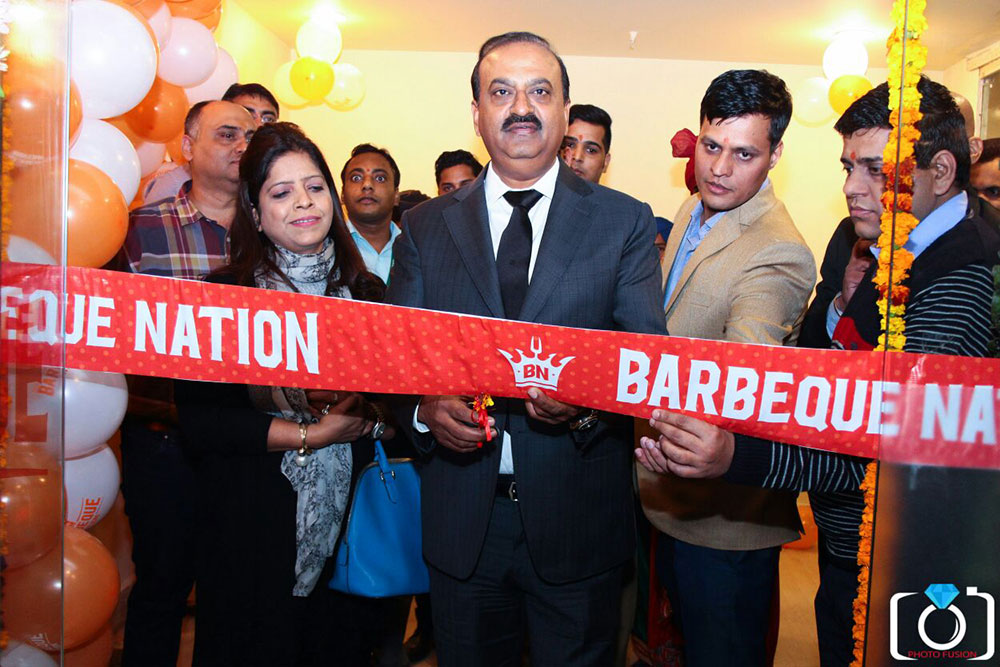 Barbeque Nations' Launch