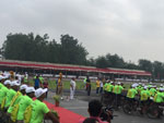 CISF- Cycle, Run and Walk for a Swachh Bharat