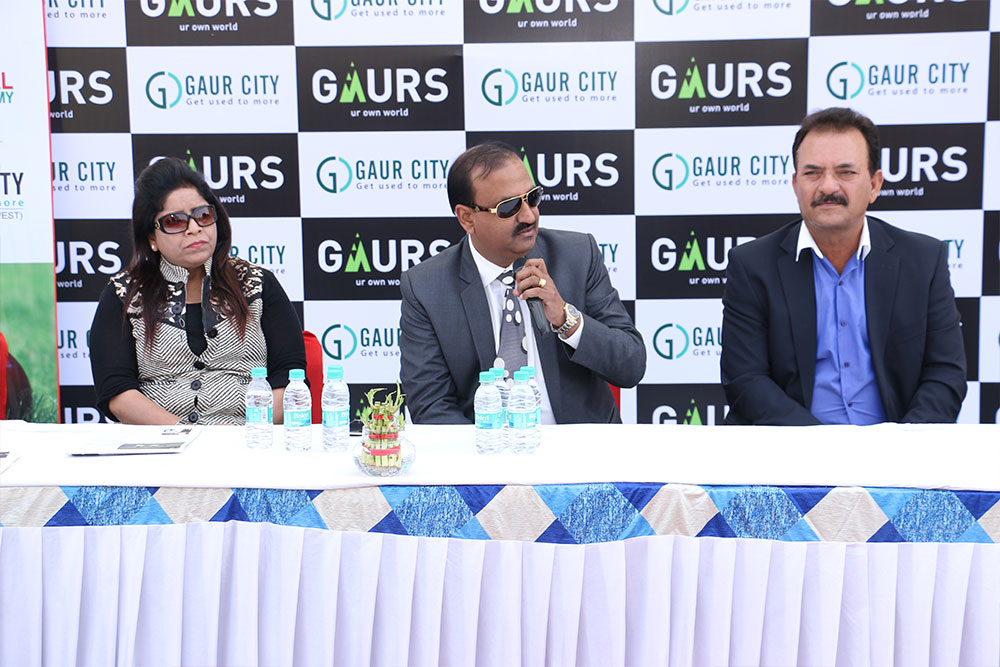 Conference at Gaur City