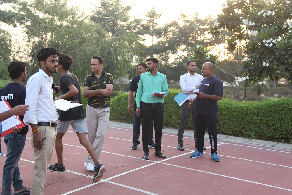 Mini Marathon at Gaur City