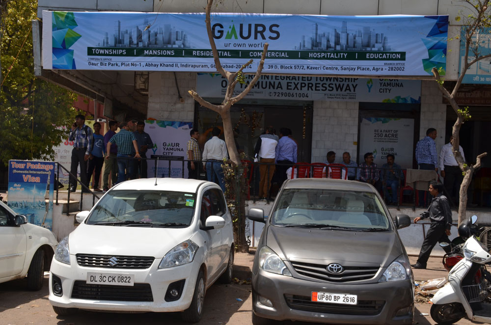 Opening of Agra Office