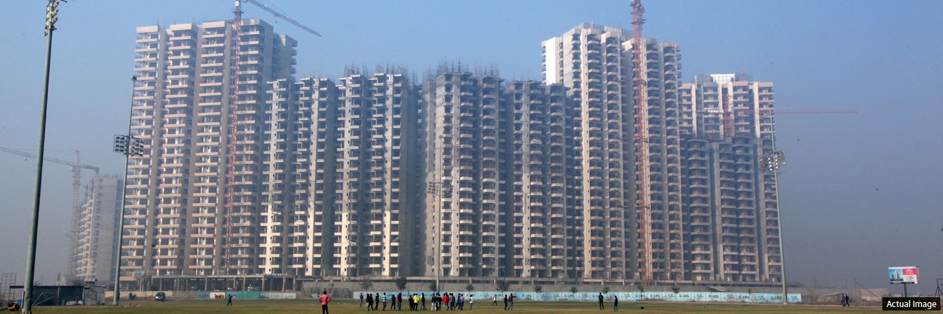 16<sup>th</sup> Parkview Gaur Yamuna City