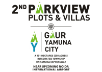 2<sup>nd</sup> Parkview Gaur Yamuna City