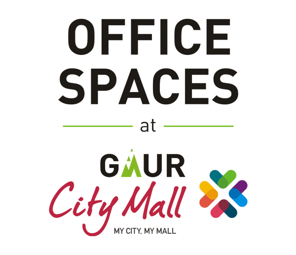 Office Spaces At Gaur City Mall