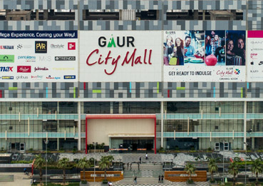 Gaur City Mall